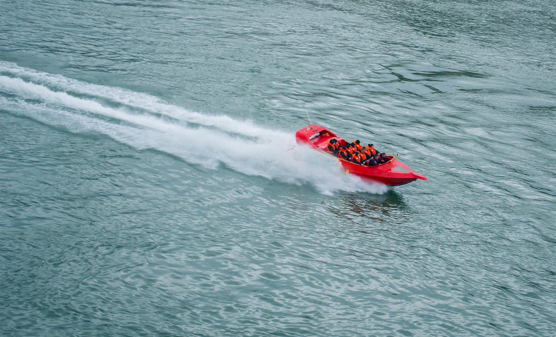 Fiji Jetboat Adventure