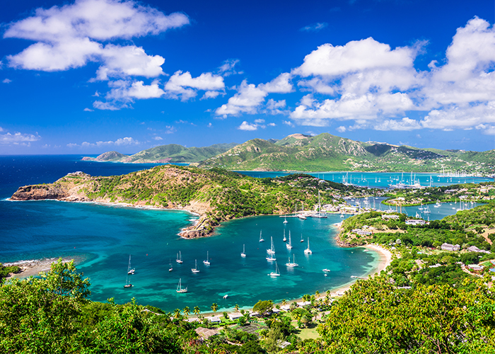 Antigua excursions to Caribbean island.