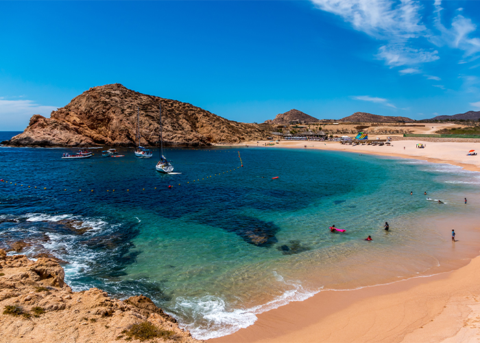 Cabo San Lucas tours to beaches.