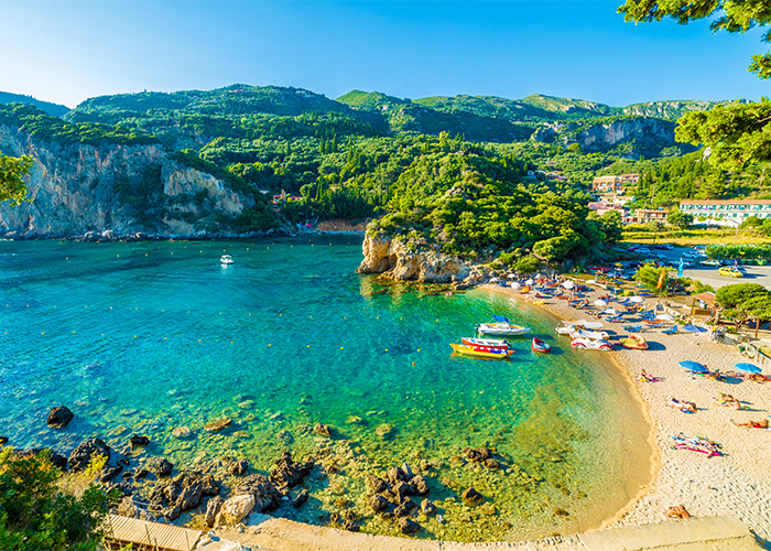 Corfu shore excursions to Greece.