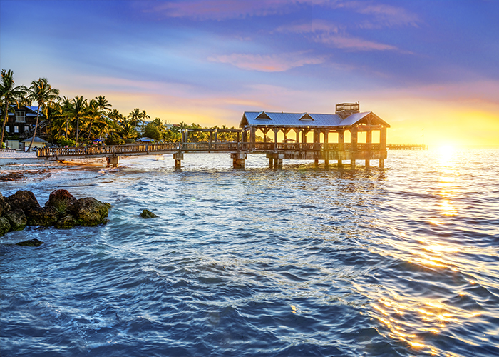 Key West tours to beaches.