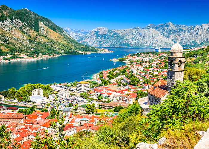Kotor Greece cruise excursions to village bay.