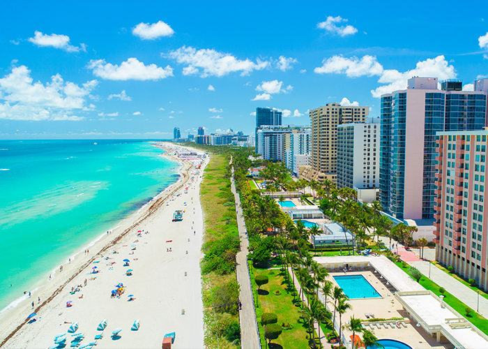 Miami tours to Florida.