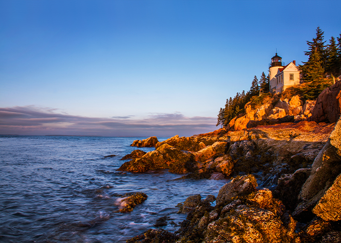 New England Shore Excursions